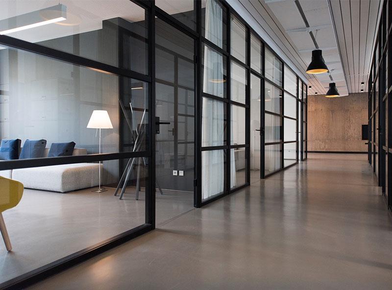 Grijzenhout Aannemingsbedrijf Groot-Amsterdam kantoorrenovatie