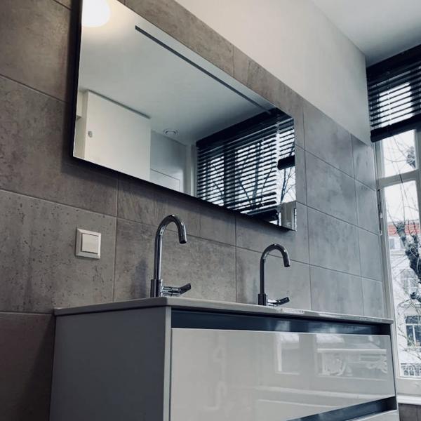 Luxe badkamerrenovatie Aannemersbedrijf Grijzenhout