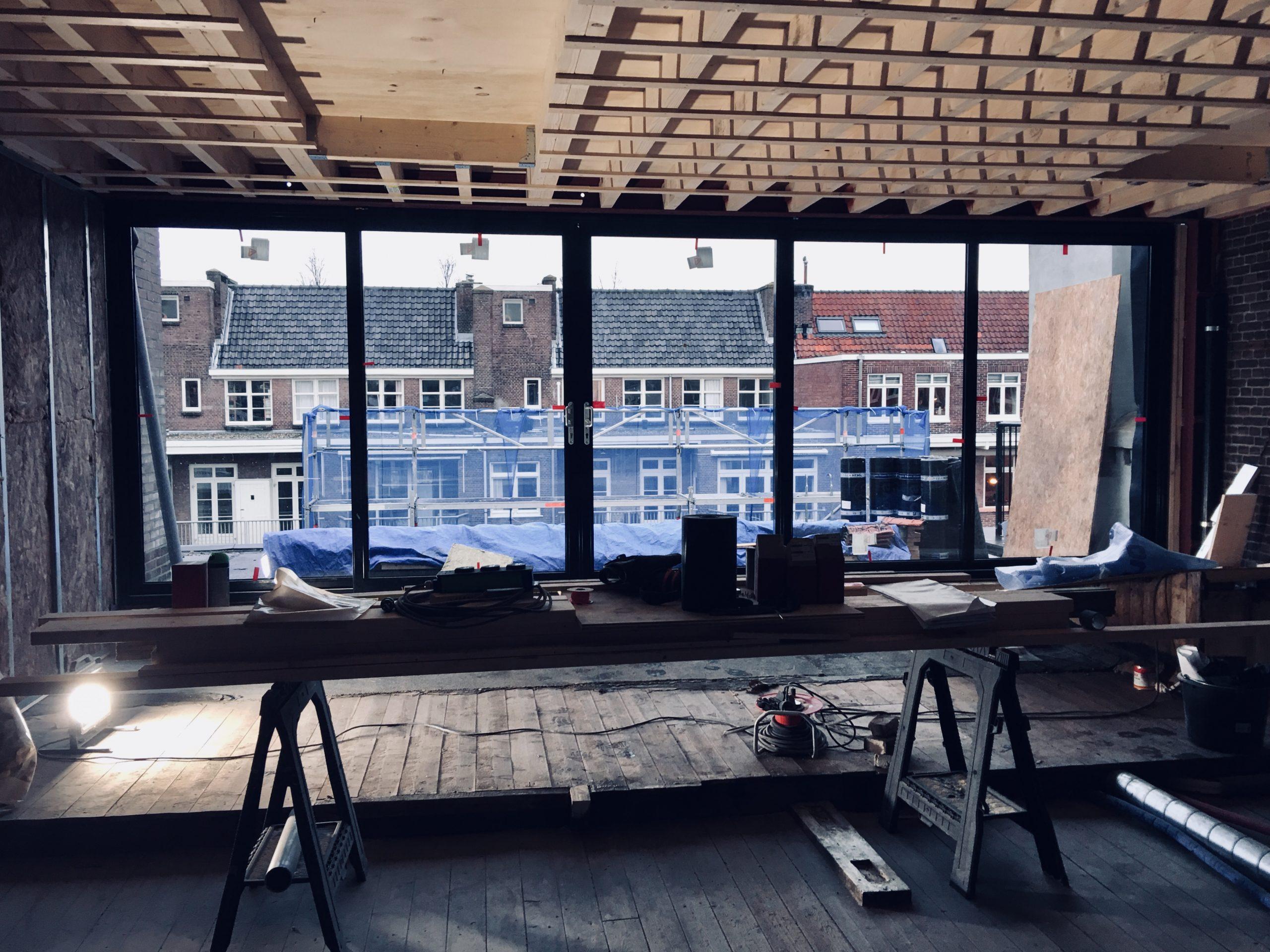 Grijzenhout dakopbouw Groot-Amsterdam